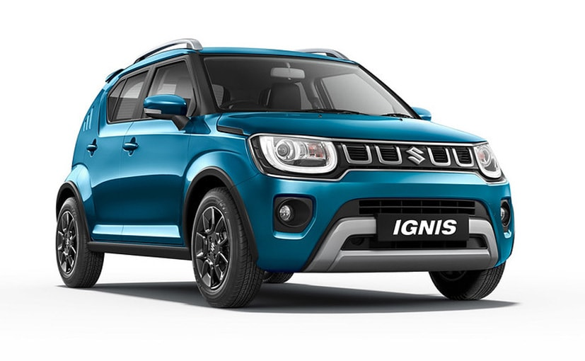Exclusive: Maruti Suzuki Ignis Facelift Has Bagged Over 5000 Bookings So Far