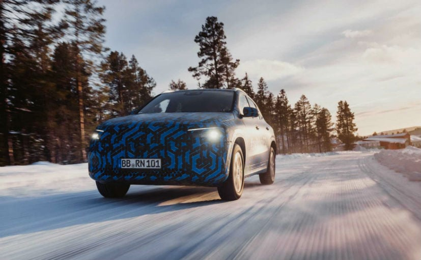 2020 Geneva Motor Show: Mercedes EQA Electric SUV Teased