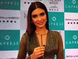 Video : Diana Penty On Being The Showstopper For Shivan And Narresh At Lakme Fashion Week