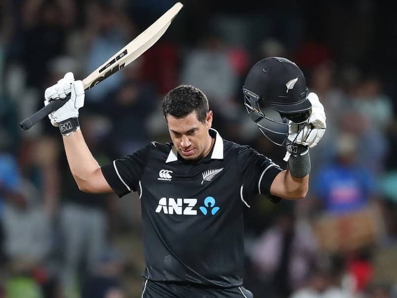 New Zealand vs India: Ross Taylor Shines As New Zealand Pull Off Epic Chase Against India In 1st ODI