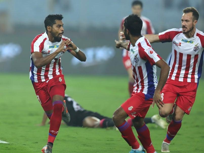 ISL: Roy Krishna Hat-Trick Confirms Playoff Berth For ATK