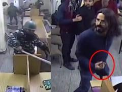 जामिया हिंसा: नहीं थम रहा VIDEO का सिलसिला, अब पुलिस की कथित बर्बरता का एक और VIDEO आया सामने
