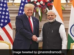 Donald Trump's India Visit Aimed At Deepening Strategic Ties: White House