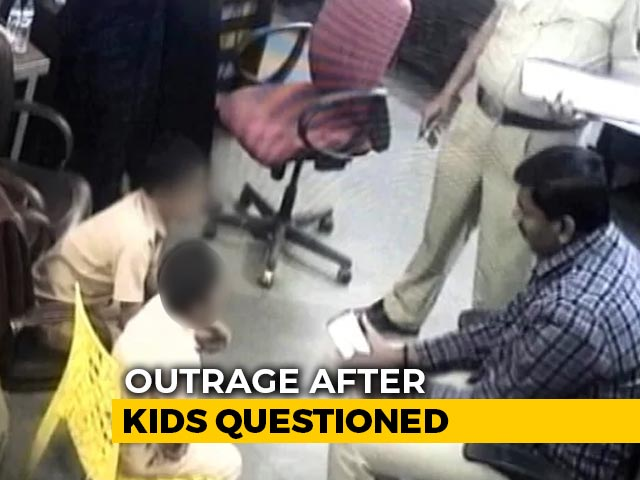 Video : In Karnataka Classroom, Children Questioned For 4 Hours On Anti-CAA Play