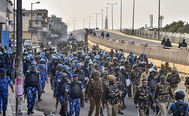 Delhi Top Cop Denies Allegations, Says Enough Forces To Deal With Clashes