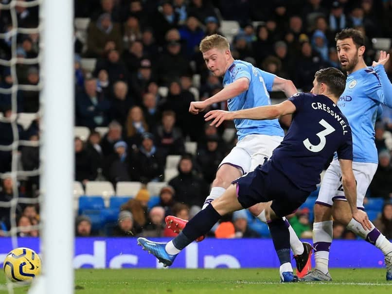EPL: Manchester City Lift Spirits With 2-0 Win Against West Ham