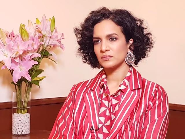 Video : Anoushka Shankar Explains Why People Are Scared To Voice Their Opinion