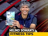 Video : Model, Fitness Icon And Now A Writer - Meet Milind Soman In His New Role