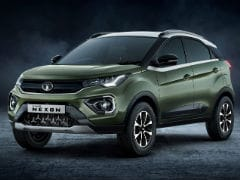 Tata Nexon Facelift BS6 Gets A More Powerful Petrol Engine