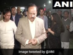 Harsh Vardhan Meets Victims At GTB Hospital, Says,