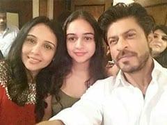 26 Years Of Kabhi Haan Kabhi Naa: Suchitra Posts Selfie With SRK