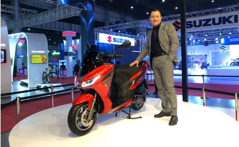 The most affordable of all these maxi scooters will be the Aprilia SXR 160