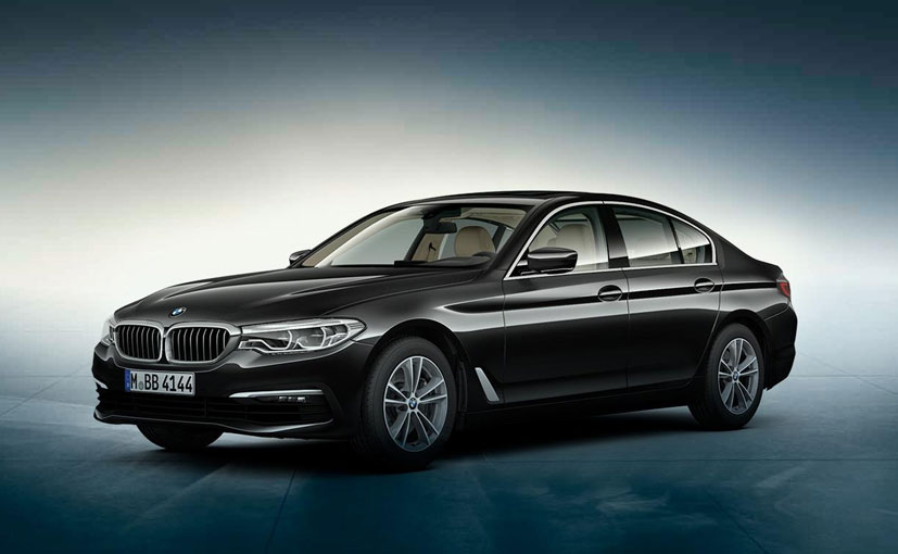 BMW 530i Sport Launched In India; Priced At ₹ 55.40 Lakh