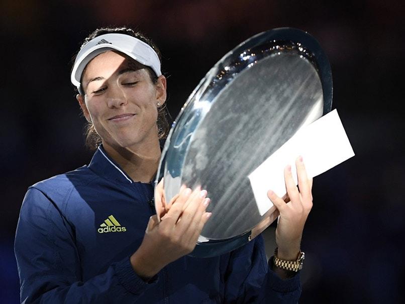 "Garbine Muguruza ""Smiling Inside"" Despite Australian Open Final Loss"