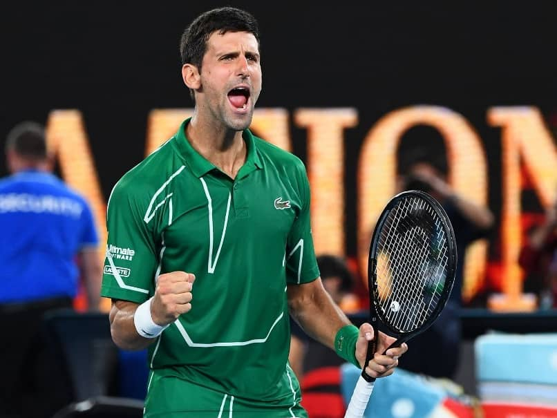 Novak Djokovic vs Dominic Thiem: Australian Open Mens Final Facts