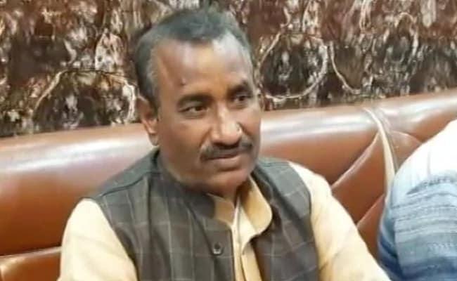 Uttar Pradesh BJP MLA Ravindra Nath Tripathi Named In Rape Case