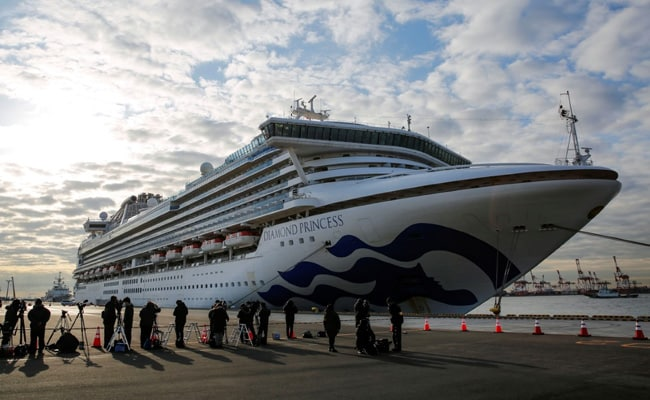 Japan Apologises As 23 Disembarked Cruise Ship Before Coronavirus Test