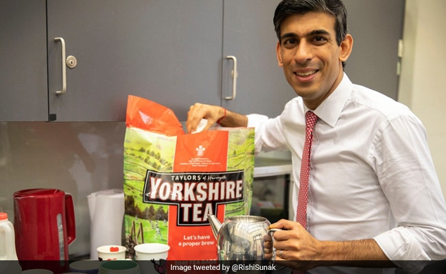 As Rishi Sunak Preps For UK Budget, A Row Over Tea Break Brews On Twitter