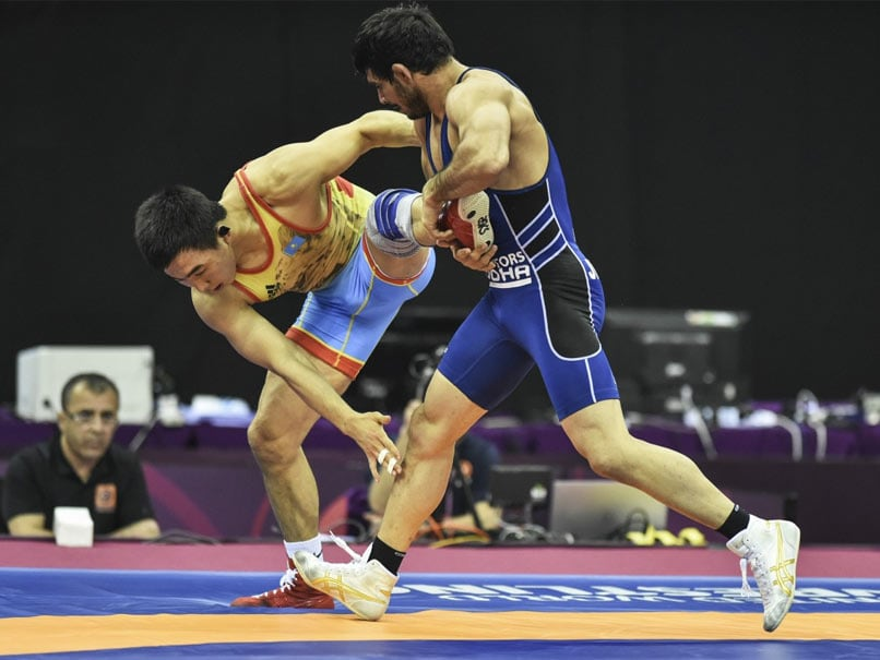 Asian Wrestling Championship: Jitender Kumar Claims Silver On Final Day