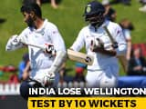 New Zealand Outclass India By 10 Wickets To Take 1-0 Lead In Series