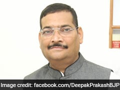 Deepak Prakash Appointed BJP's Jharkhand Unit Chief