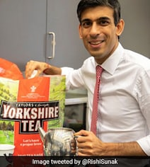 As Rishi Sunak Preps For UK Budget, A Tea Break Brews Row On Twitter