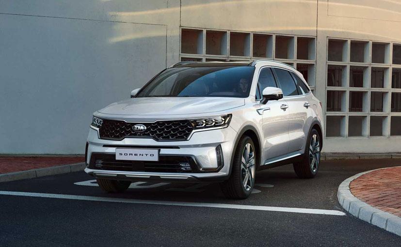 Geneva Motor Show 2020: Kia Reveals New-Gen Sorento SUV
