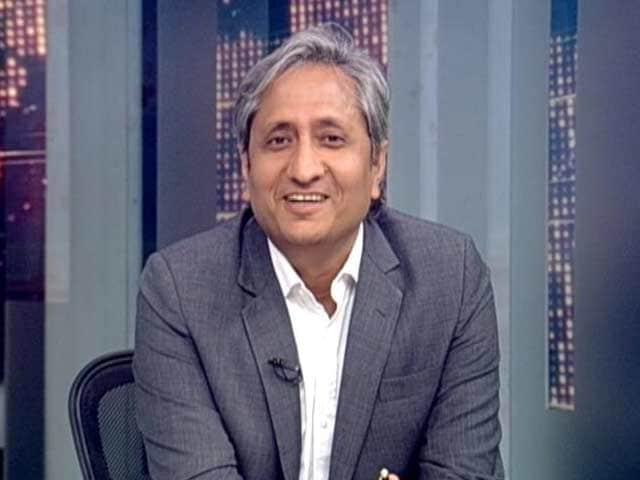 Video : Ravish Kumar Anchors In Bhojpuri On International Mother Language Day