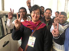 'Validation Of Work': AAP's Atishi On Delhi Election Victory