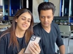 Riteish Deshmukh's Anniversary-Special Video With Genelia D'Souza Is Everything