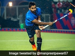 Manpreet Singh Becomes First Indian To Win FIH Mens Player Of The Year Award