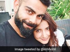 Virat Kohli's Loved-Up Picture With Wife Anushka Sharma Wins Over Internet