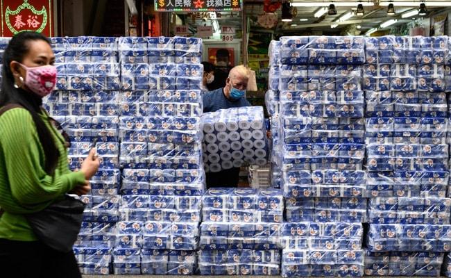 Armed Gang Steals Toilet Rolls In Hong Kong Amid Coronavirus Panic-Buying