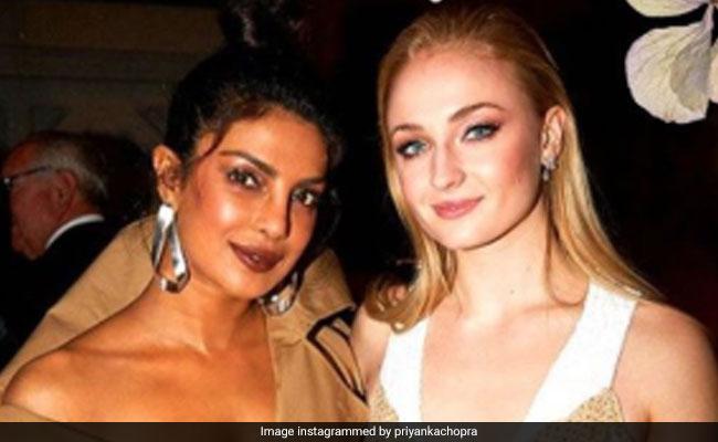 How Priyanka Chopra Made Sophie Turner's Birthday Extra Special