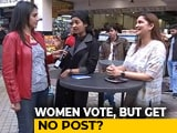 Video : No Women In Arvind Kejriwal's Delhi Cabinet?