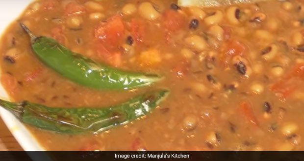 High-Protein Dal: Make Lobia For A Tasty And Healthy Meal (Watch Recipe Video)