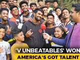 Video: Story Of 'V Unbeatable': From Mumbai Slums To World Stage