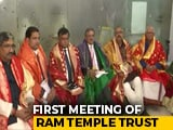 Video : Ayodhya Ram Temple Trust Names Chief, Key Role For Former Aide To PM Modi