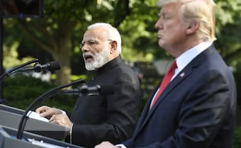 Trump Will Raise Religious Freedom With PM Modi In India: US Official