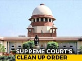 "Video : ""Winnability"" Can't Justify Choosing Criminal Candidates: Supreme Court"
