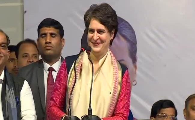 राहुल और प्रियंका गांधी की दिल्ली में चुनावी रैली, BJP और AAP को लिया निशाने पर