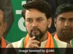 Court Decision On FIR Against Anurag Thakur, Pravesh Verma In Hate Speech Case On March 2