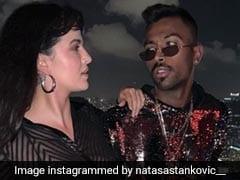 हार्दिक पंड्या के साथ नताशा ने शेयर की Romantic फोटो, लोग बोले- 'अय्यर और बबीता...'
