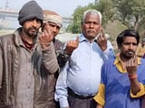 Video : Delhi's Homeless People Turnout To Exercise Their Voting Right