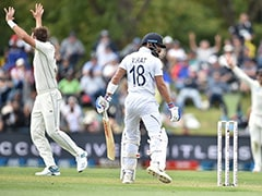 """""""Cant Be Regarded As A Great Team..."""": Michael Vaughan After Indias Poor Batting Display On Day 1"""
