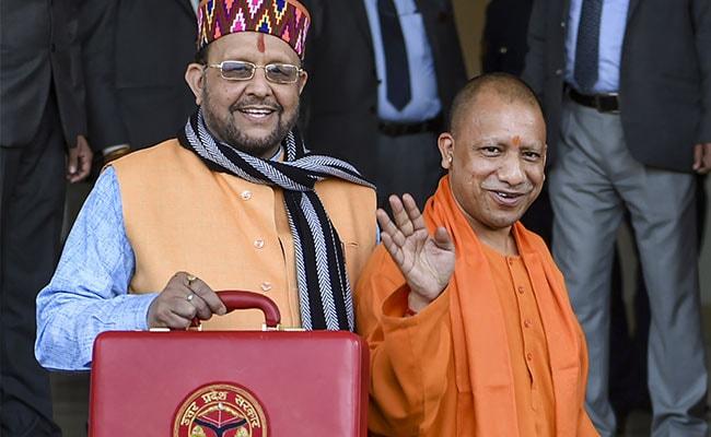 Yogi Adityanath Government Presents Rs 5 Lakh Crore UP Budget, Focus On Ayodhya