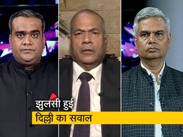 Videos : मुकाबला : दिल्ली पुलिस ने समय रहते कार्रवाई क्यों नहीं की?