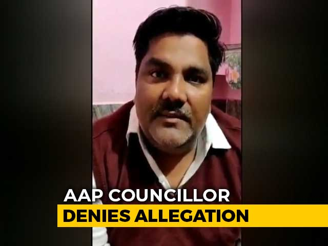 Video : AAP Leader Accused In Intel Man's Killing Defends Himself In Video