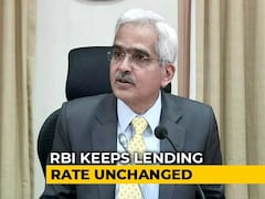 Video: RBI Maintains Status Quo On Monetary Policy