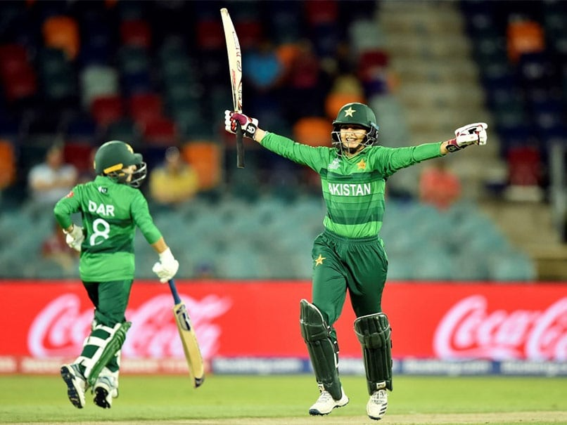 Womens T20 World Cup: Pakistan Ease To Thumping Win Over West Indies